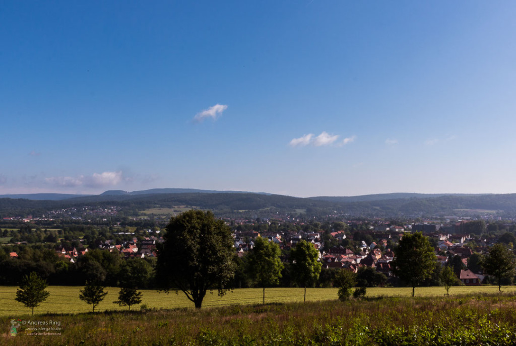 Hameln, Niedersachsen, Landschaft