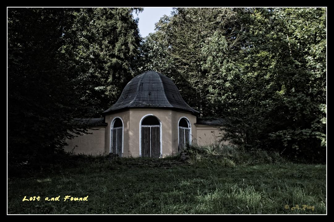 das Teehaus im Janssen-Park